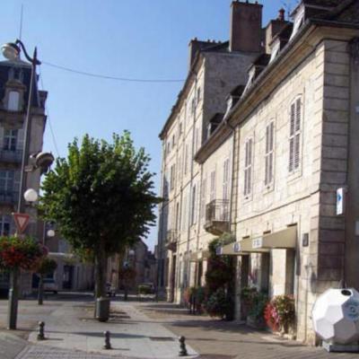 Defiscalisation Malraux / Monument Historique a DOLE : Place Grévy