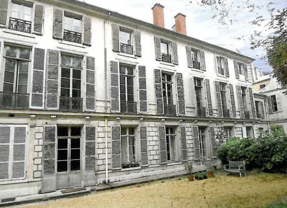 Defiscalisation Malraux / Monument Historique a VERSAILLES : Hôtel d'Ecquevilly
