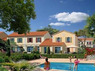 Defiscalisation Scellier a Roquebrune-sur Argens : Les rives du golf