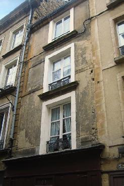 Defiscalisation Malraux / Monument Historique a SEDAN : Rue de l'Horloge