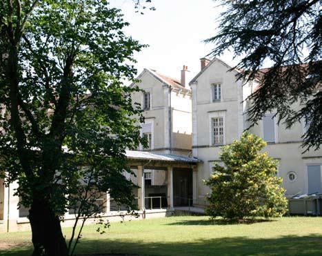Defiscalisation Malraux / Monument Historique a AUXERRE : Le Clos des Vignes