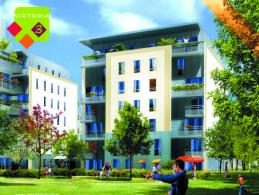 Defiscalisation Scellier a CERGY : Victoria