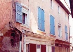 Defiscalisation Malraux / Monument Historique a NARBONNE : Ilot Courtes