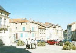 Defiscalisation Malraux / Monument Historique a BAR LE DUC : Ilot des Halles