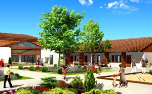Defiscalisation Bouvard a VATAN : Les hameaux de Vatan