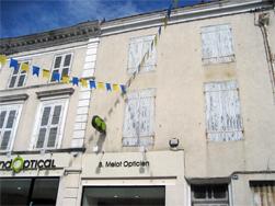 Defiscalisation Malraux / Monument Historique a MARANS : Le Clos des Palmiers
