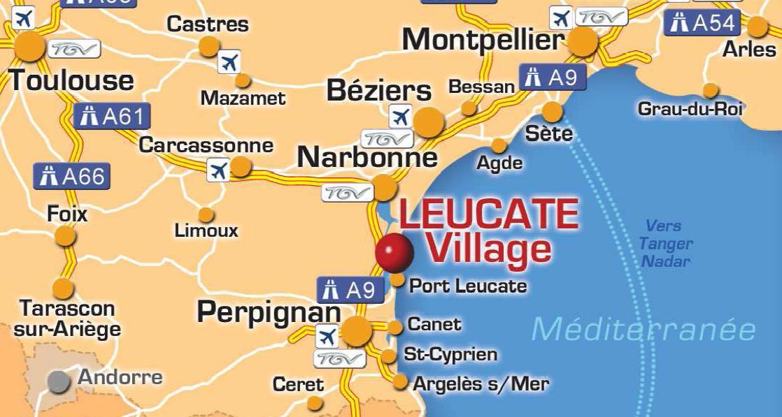 Defiscalisation Scellier a LEUCATE : L'Anse du Paradis