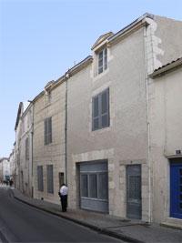 Defiscalisation Malraux / Monument Historique a LA ROCHELLE : 3-5 rue bazoges