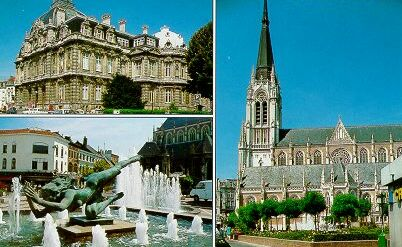 Defiscalisation Scellier a TOURCOING : Le Clos des Tisseurs