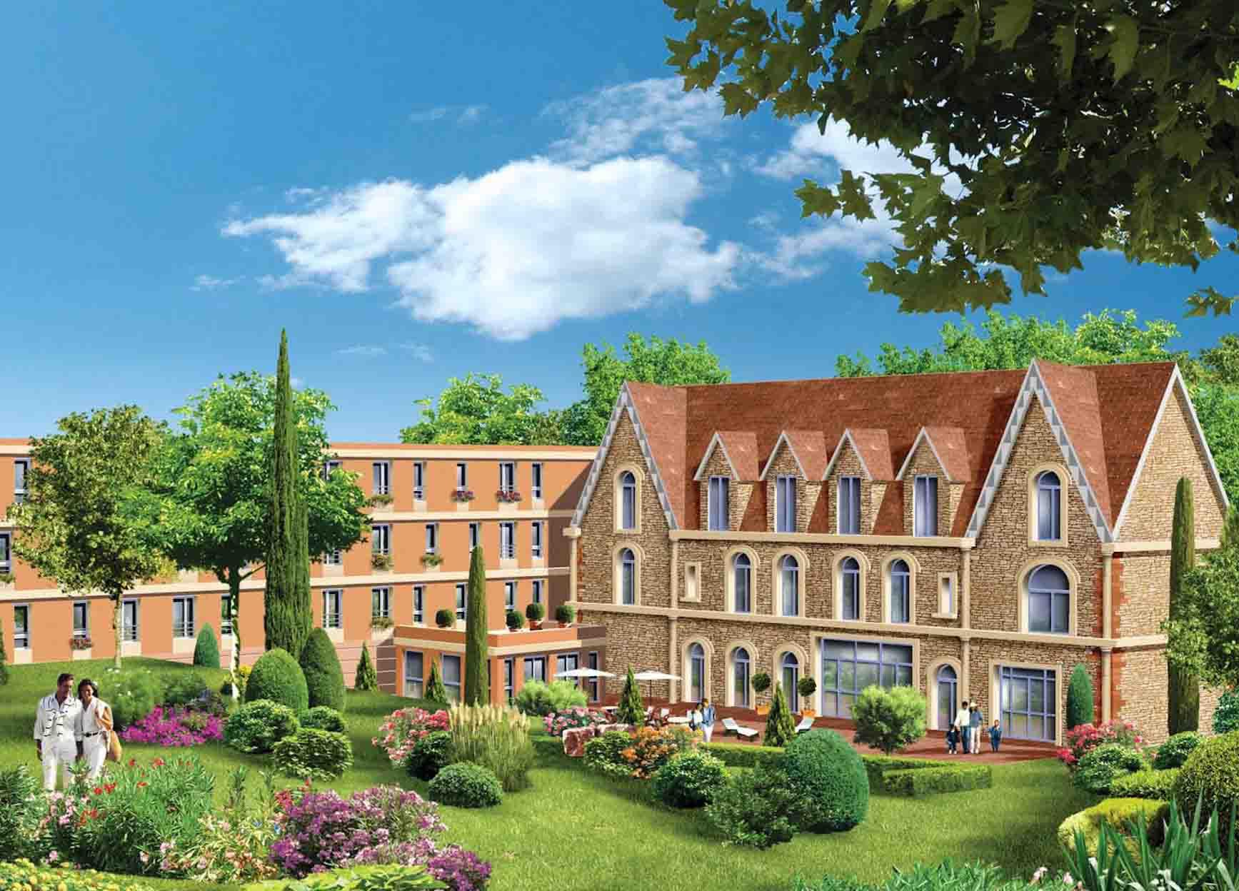 Defiscalisation Bouvard a BOUFFEMONT : Le Parc du Château