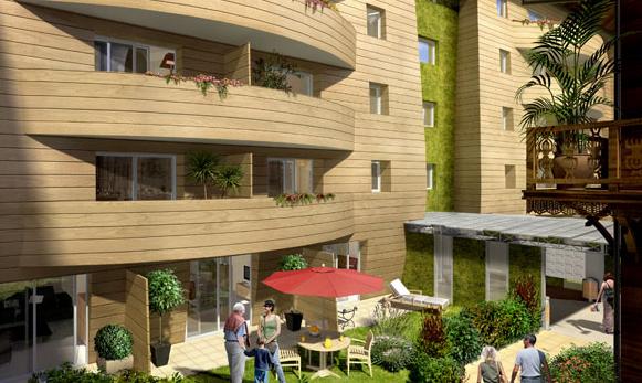 Defiscalisation Scellier a LORMONT : Villa Alexandre
