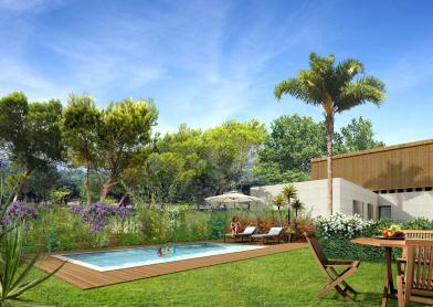 Defiscalisation Scellier a CORNEBARRIEU : Wooden Place