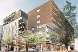 Defiscalisation Bouvard a ANNEMASSE : Appart'City Annemasse