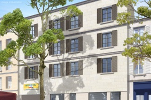 Defiscalisation Bouvard a NIORT : Appart'City Niort
