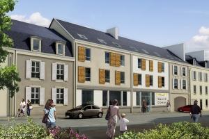 Defiscalisation Bouvard a QUIMPER : Appart'City Quimper