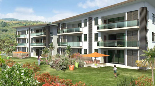 Defiscalisation Scellier-Outre-Mer a PUNAAUIA : Alizéa