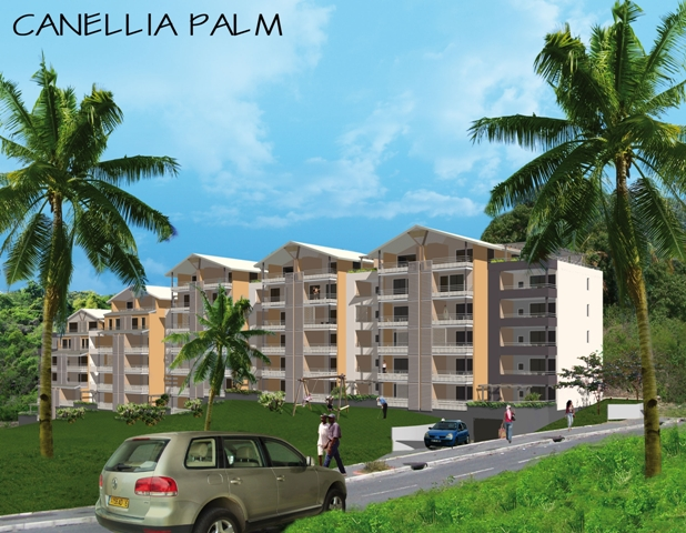 Defiscalisation Scellier-Outre-Mer a MAMOUDZOU : Canellia Palm